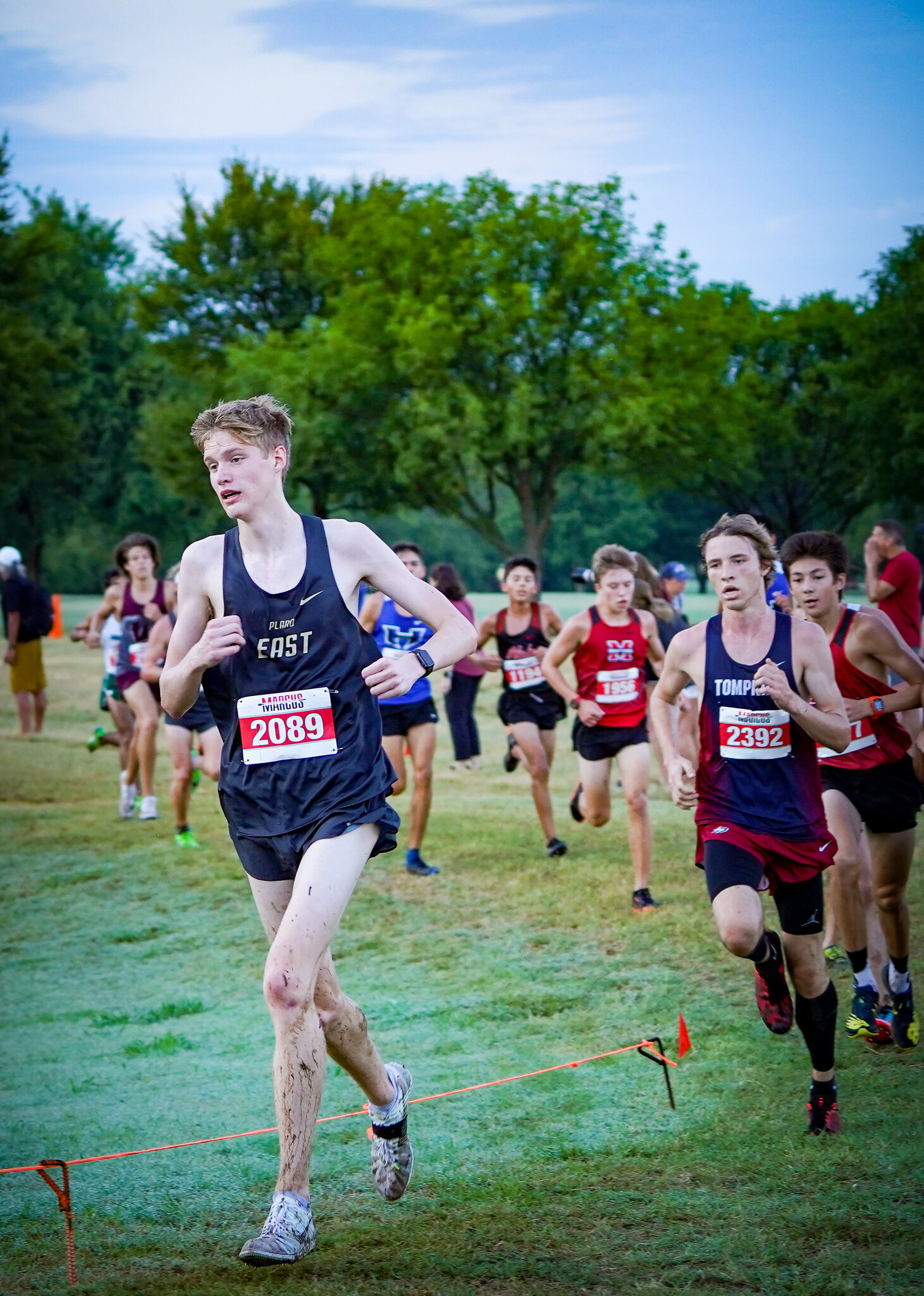 PESH CC - Plano East Senior High School Cross Country